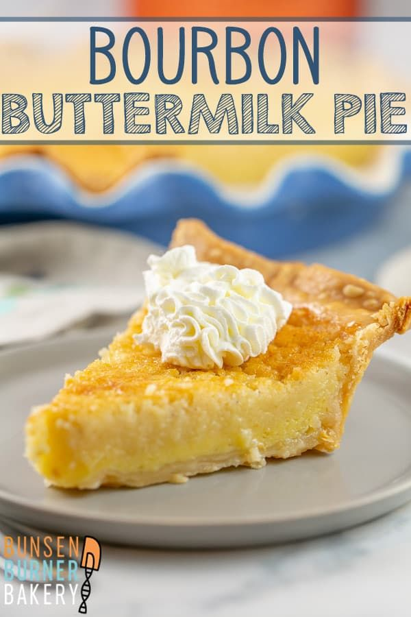 Bourbon Buttermilk Pie Recipe Buttermilk Pie Low Carb Recipes Dessert Boozy Desserts