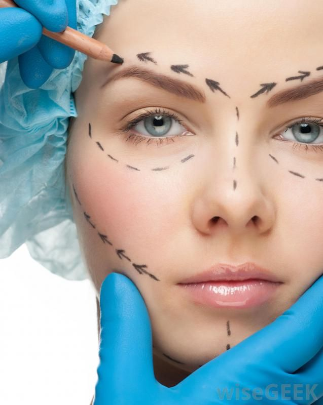 Despite negative connotations, plastic surgery can help you feel more secure.