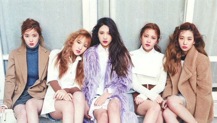Red Velvet To Choose Official Fan Club Name From Fans' Suggestions via @soompi