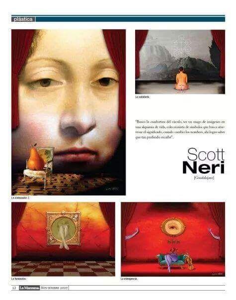 Un poco del arte digital que he creado. Entrevista en la Revista La Manzana. www.scottneri.com #ScottNeri #arte #yoartista #ElArteDelImaginista #ScottNeriElArteDelImaginista #art #mexicanart