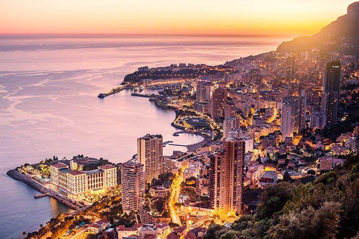 Monaco (2 km²)