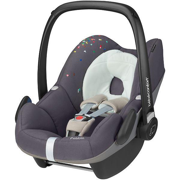 Cadeira de Automóvel 0+ Pebble BebeConfort