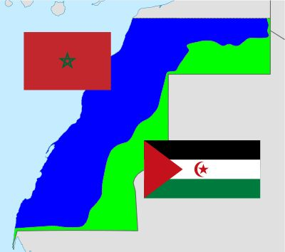Western Sahara conflict map.svg