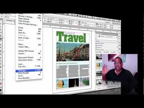 How To Get Started With Adobe InDesign CS6 - 10 Things Beginners Want To...