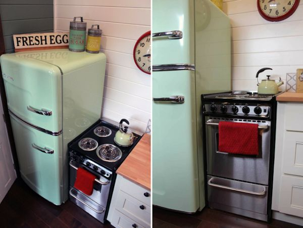 Small Appliances For Tiny Houses