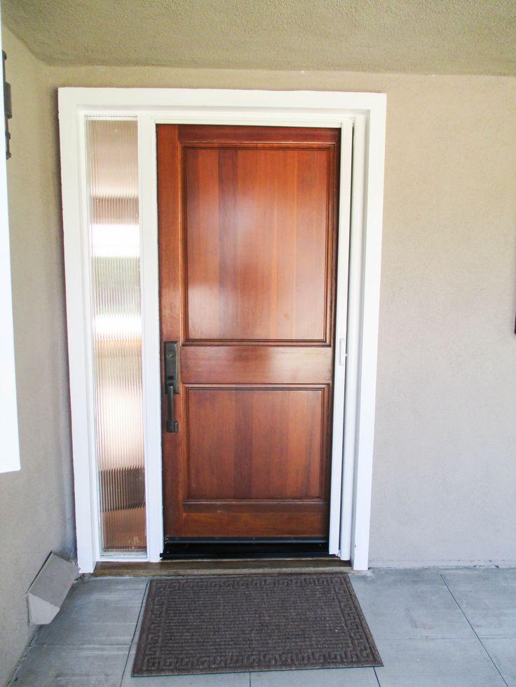Masterpiece Patio Doors Reviews: Best 25+ Screen Door Installation Ideas On Pinterest