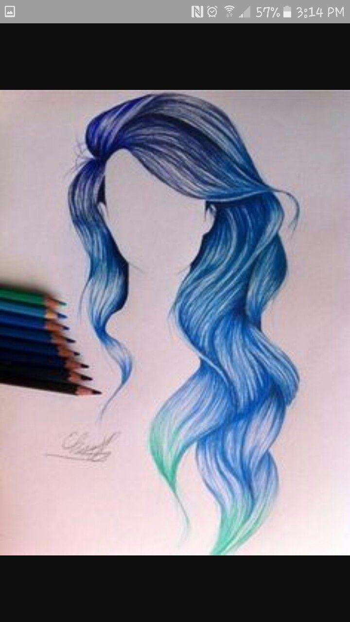 Image gallery mermaid hair - Mermaid Hair Colors