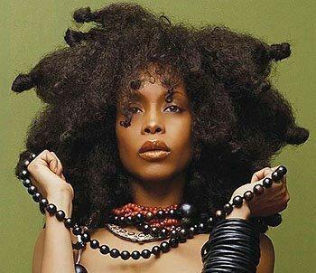 ERYKAH BADUAfrican American Hairstyles, Body Image, Summer Hair, Nature Hair Style, Erykah Badu, Hair Looks, Music Artists, Black Girls, Erykahbadu
