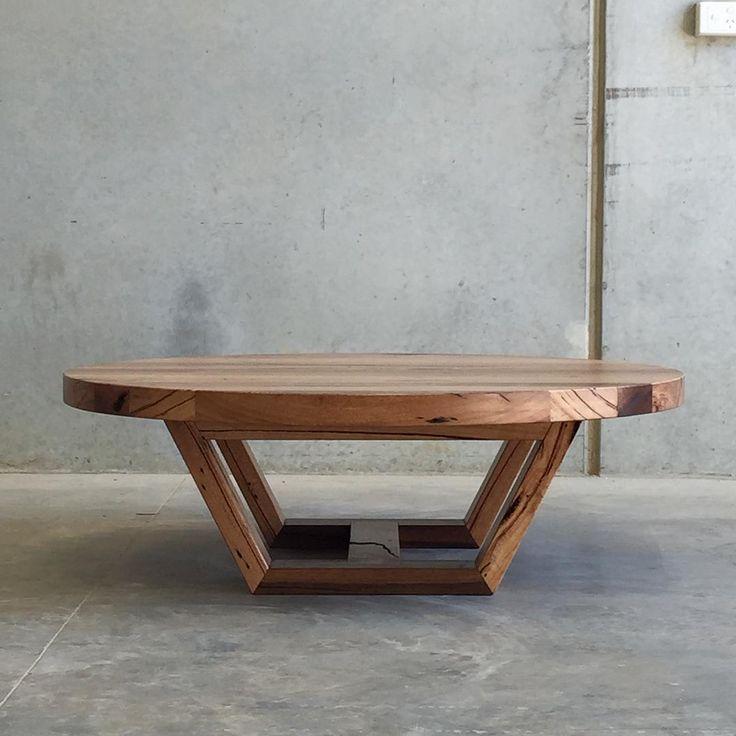 Beef Cake Coffee Table | Recycled Australian Hardwood