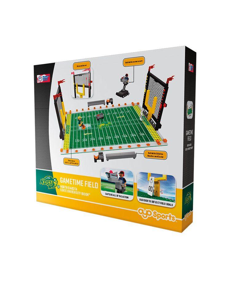 North Dakota State Bison Football Team Gametime Set OYO Playset