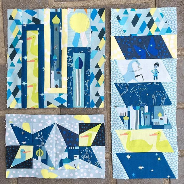 59 best Quilty Goodness: Patchwork City Sampler images on ... : quilt city - Adamdwight.com