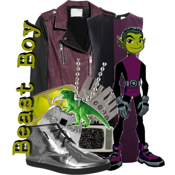 Beast Boy: Oh man, how am I supposed to talk to hot Japanese girls with a huge stain on my shirt?  Raven: Your skin is green, your ears are pointed, you have fa...