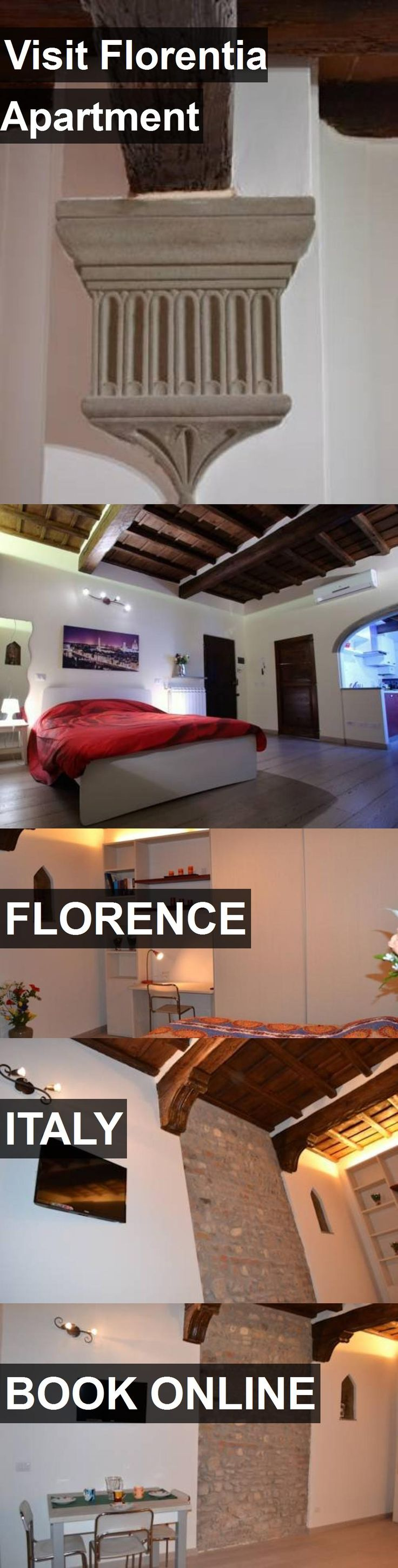 Visit Florentia Apartment in Florence, Italy. For more information, photos, reviews and best prices please follow the link. #Italy #Florence #travel #vacation #apartment