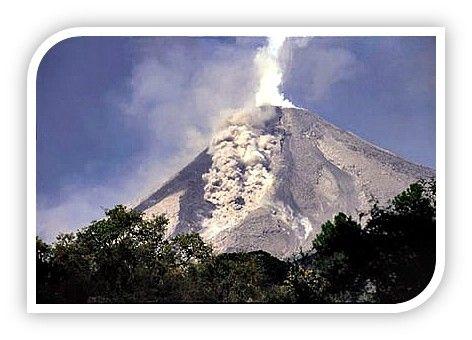 tour al volcan de colima de Guadalajara