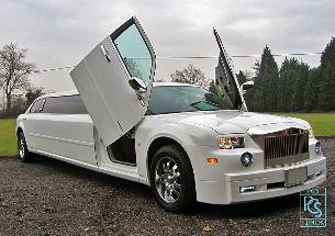 Hiring Rolls Royce Limousine