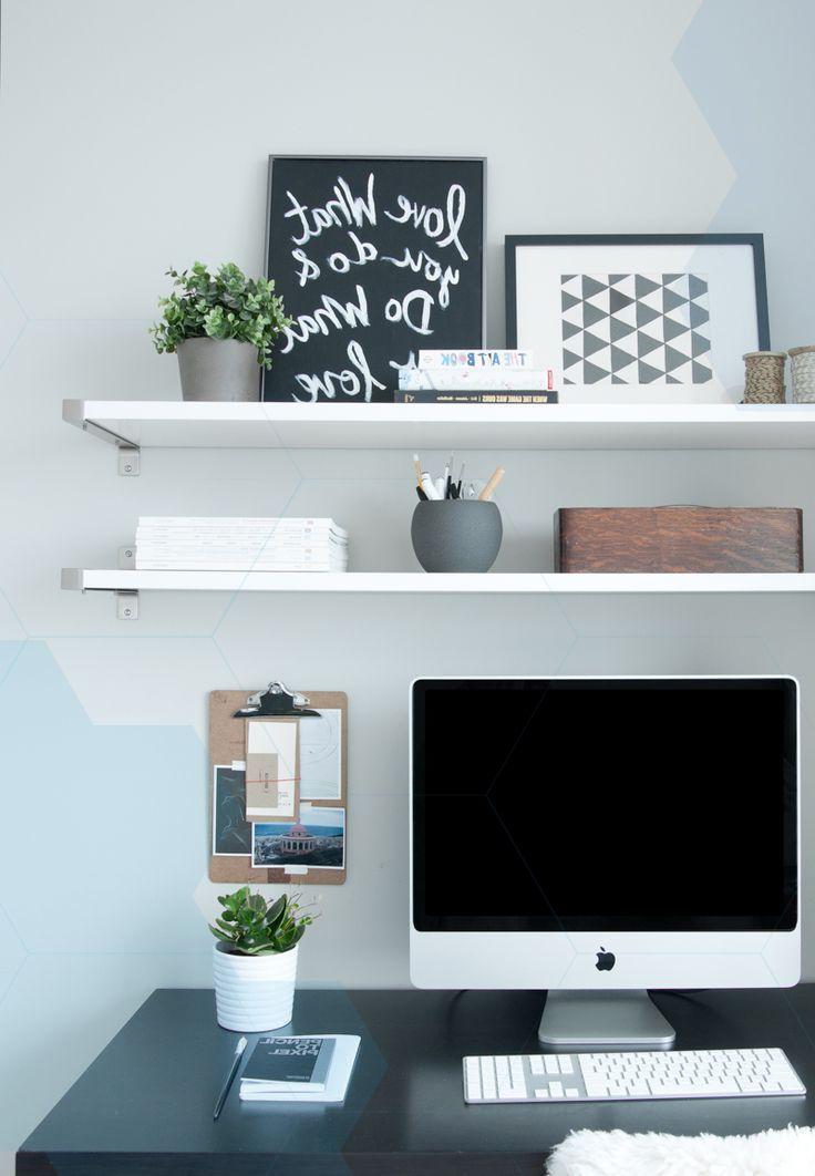 Appealing Desk Shelf Ideas The Best Ideas To Shelves Over Write