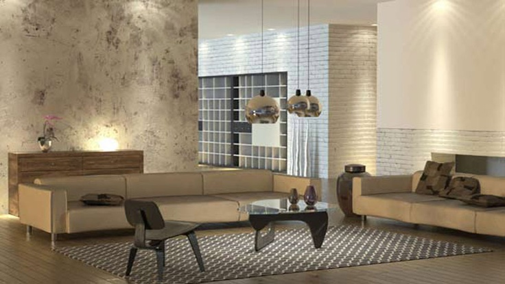 Saint Tropez Bel Horizon. Living room