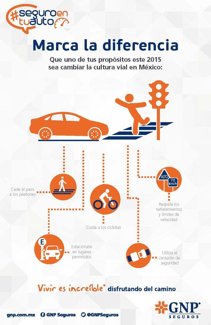 #seguroentuauto #GNP #seguros #auto #vida #disfruta #México #añonuevo2015