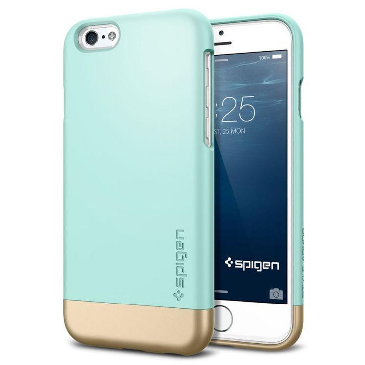 Spigen iPhone 6 Style Armor Case mint