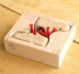 MMOKU.COM -很萌的手工木製響板玩具