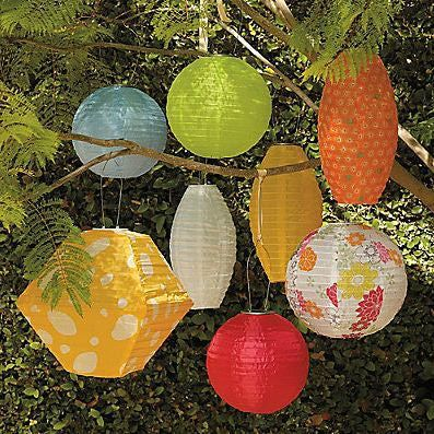 - Decorating for a Luau Tiki Party - Luau Decorations for a Backyard ...