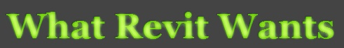One of the best Revit blogs.  Great workflows.