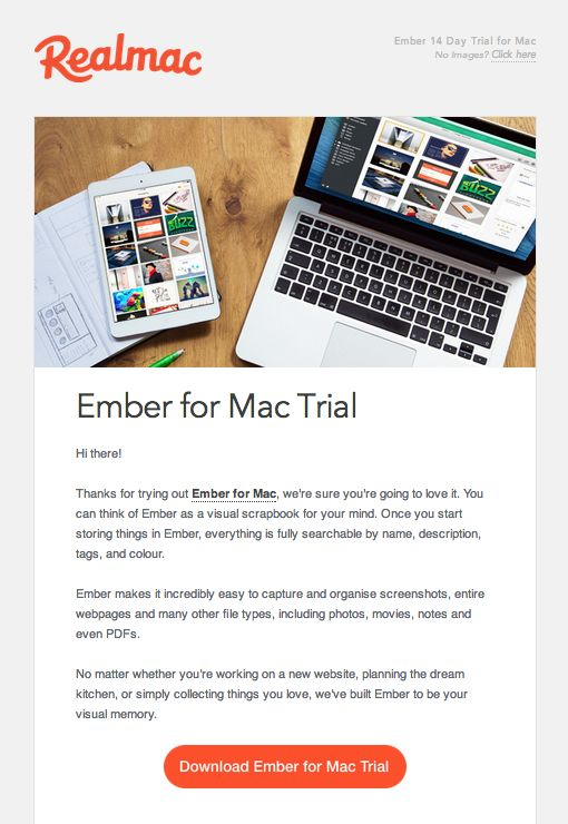 Realmac Software (http://realmacsoftware.com). Email Newsletter DesignEmail  ...