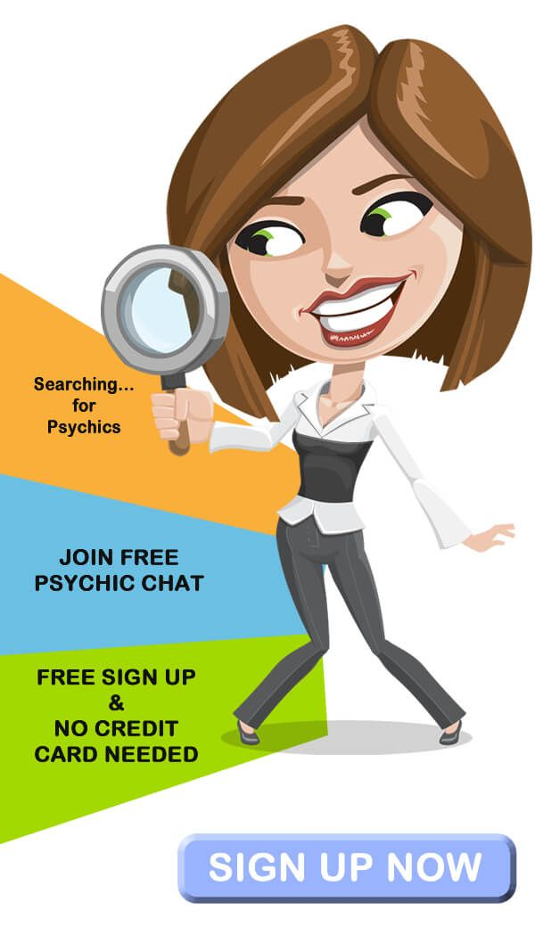 Most Renowned Psychics are waiting to talk to you. Free Sign up.