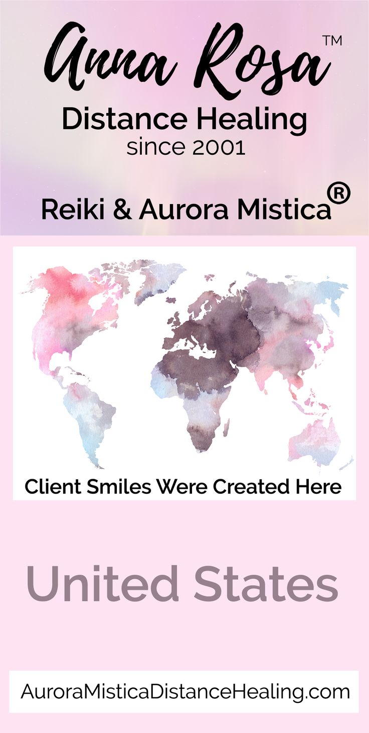 "I have been providing distance healing services online since 2001. I am a Usui, Karuna (r), Shamballa & Kundalini Reiki Master. I also have my own modality called Aurora Mistica (R). I truly enjoy helping put ""Smiles Around the World"" :) #annarosa #smiles"