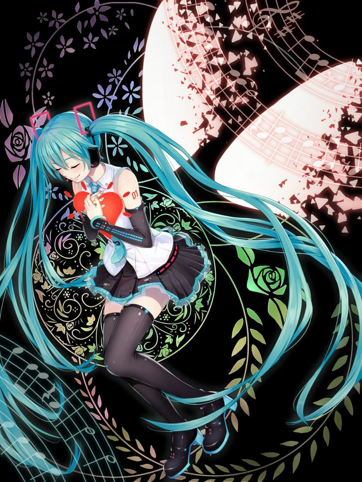 Hatsune Miku VOCALOID Wallpaper 2789267 Zerochan