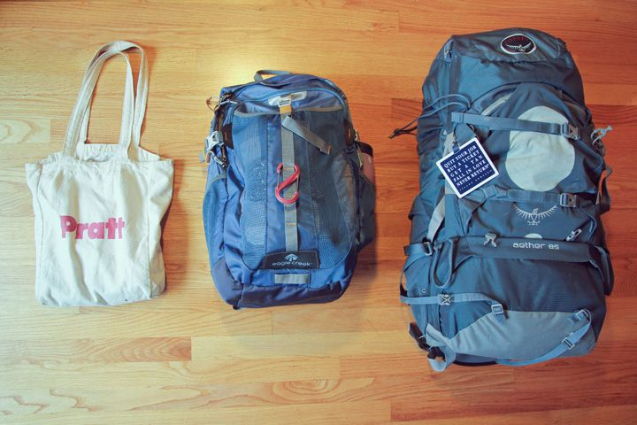 One of the best packing lists for travel on the internet.