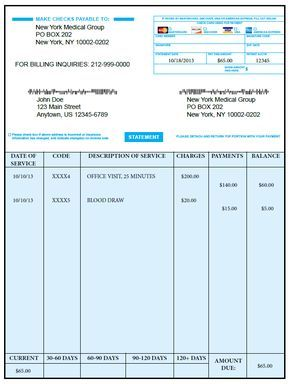 Generic Invoices Printable