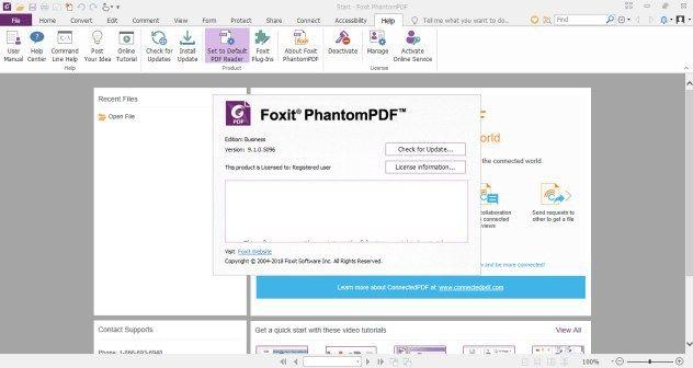 Foxit PhantomPDF Business 9 1 0 5096 Patch Download | PC