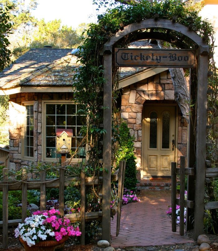 507 best Cottages of Carmel images on Pinterest Fairytale