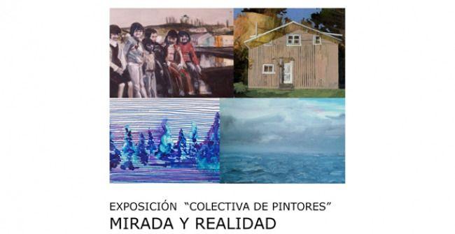 Colectiva de Pintores: Mirada y Realidad   Arte Al Limite   Revista Periodico Web
