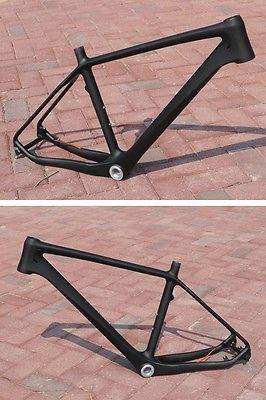 "Carbon Glossy Matt 26ER Bicycle Mountain Bike Frame 16"" ( For BB30 ) MTB Frame"