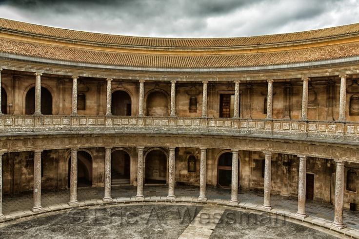 Palace of Charles V, La Alhambra.
