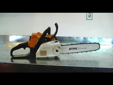 310 best chainsaw projects images on pinterest chainsaw tools and filmed december 2011 in this video i show you how to install a more rugged bar and chain on the stihl 017 chainsaw greentooth Images