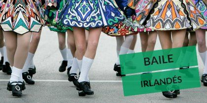 baile irlandes