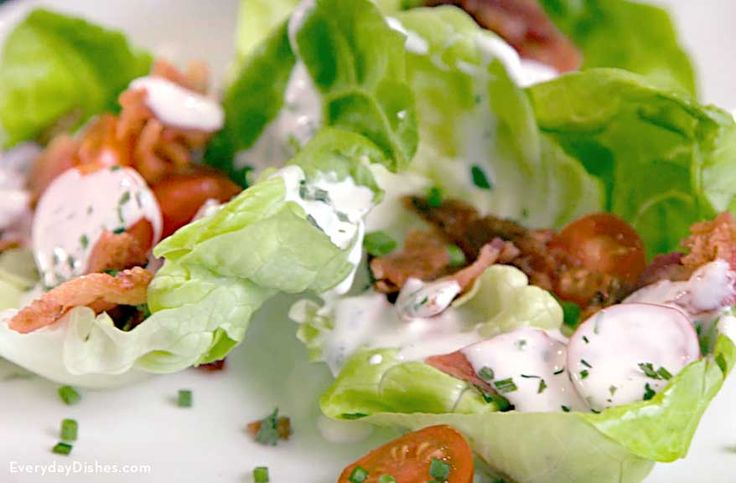 Make homemade dressing in just 5 minutes with our quick and easy buttermilk ranch dressing recipe!