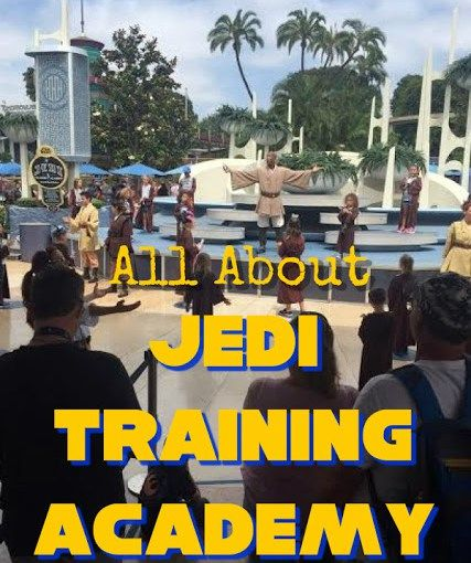 New updates, learn how to sign up for Jedi Training: Trials of the Temple at #Disneyland.