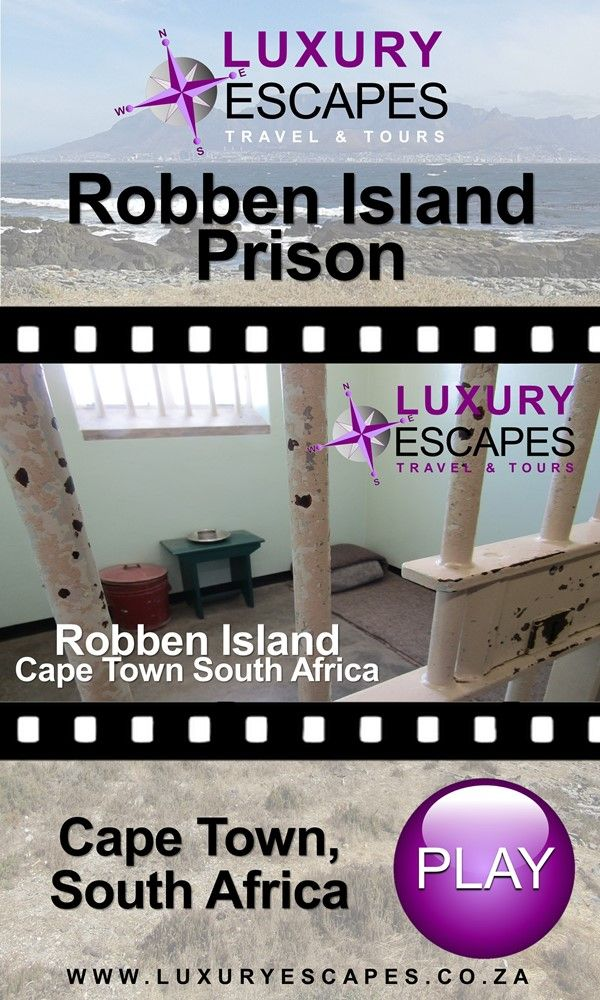 Join us today as we visit Robben island is most famous for its political prison that housed former President of South Africa Nelson Mandela. Watch on https://youtu.be/5Fnlubhq7jk . Enjoy!