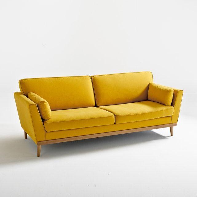 Sofa Im Vintage Stil 3 Oder 4 Sitzer Tasie Baumwolle Leinen