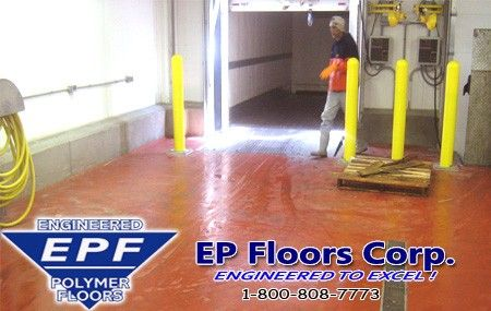 Epoxy Flooring Contractors Epoxy flooring contractors, we specialize in the best epoxy floor coating that are chemical resistant, thermal shock resistant and sanitary for the food processing industry. We have the experience and skill level epoxy flooring contractors to perform any kind of floor system installation from consultation to execution.