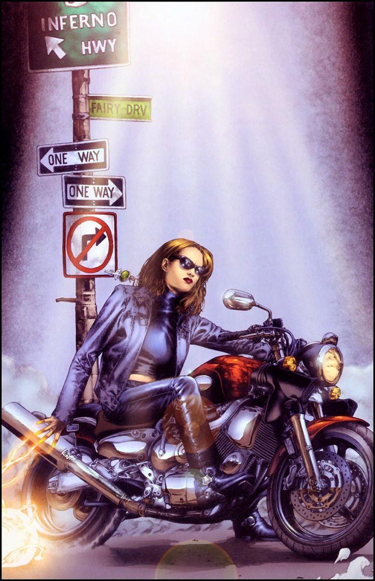 Biker Aria - Fantasia - Jay Anacleto