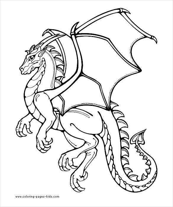 12+ Dragon Drawing Template - Free PDF Documents Download! Free & Premium  Templates Dragon Coloring Page, Coloring Pages, Coloring Pages To Print