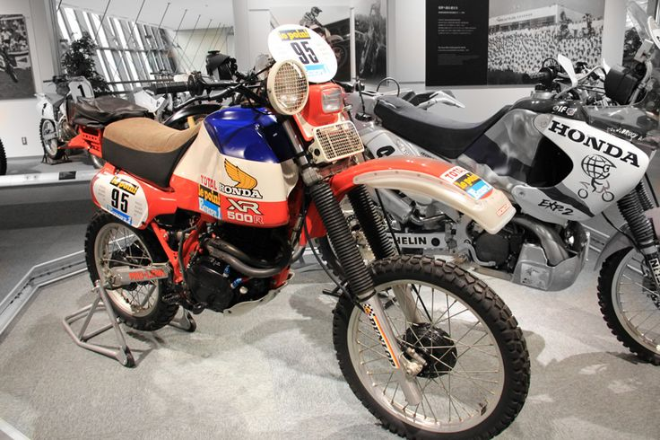 1982 honda xr500r paris dakar rally moto pinterest honda. Black Bedroom Furniture Sets. Home Design Ideas