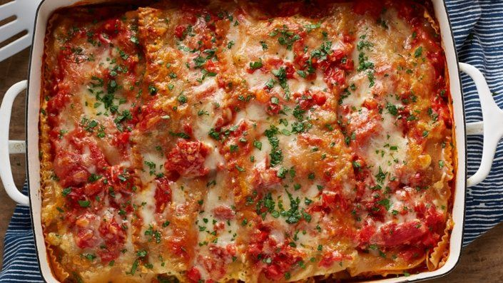 You'll find the ultimate Food Network Kitchens Roasted Cauliflower Lasagne recipe and even more incredible feasts waiting to be devoured right here on Food Network UK.