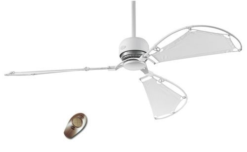 Hunter-Ceiling-Fan-AVALON-158-cm-62-034-white-canvas-blades-and-remote-control