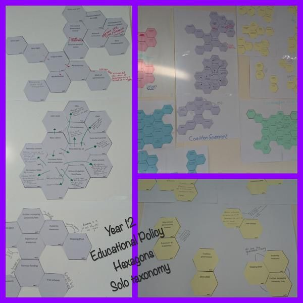 """SouthWolds Sociology on Twitter: """"This week has been inspired by @SocEdChat #solotaxonomy #revision #SocEdChat http://t.co/mCmzvQ7VQt"""""""